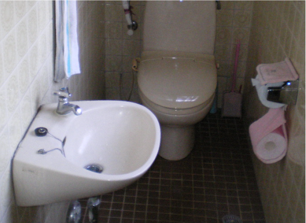 H邸トイレ改修・工事